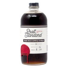 Pratt Standard Rich Simple Syrup | The Hour Cocktail Mixer