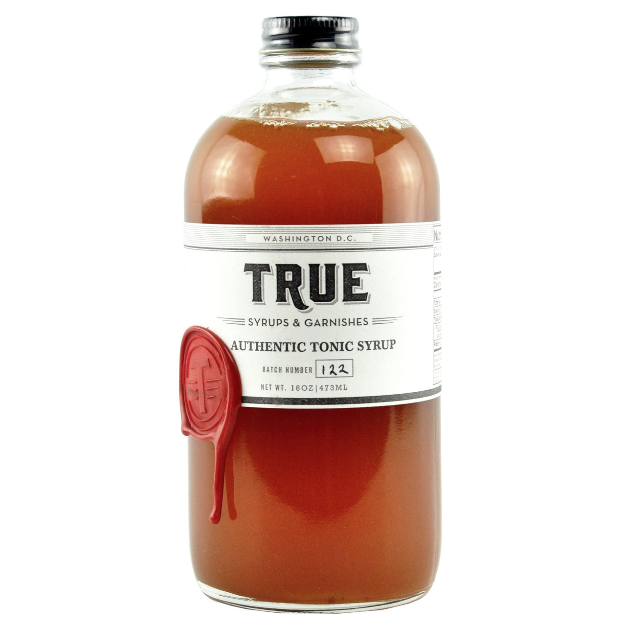 True Tonic Syrup, The Hour Shop Barware Syrups