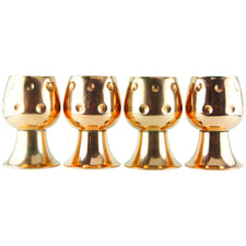 Chase Copper Goblets | The Hour Shop Vintage Barware