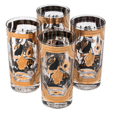Fred Press Black Horse Collins Glasses | The Hour Shop