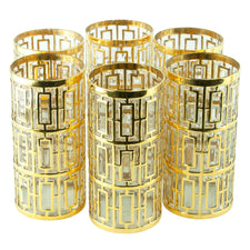 Imperial Glass Shoji Collins Glasses | The Hour Shop Vintage