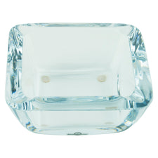 Strombergshyttan Square Ashtray | The Hour Shop Vintage Glass