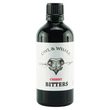 Owl & Whale Cherry Bitters | The Hour Shop Cocktail Ingredients