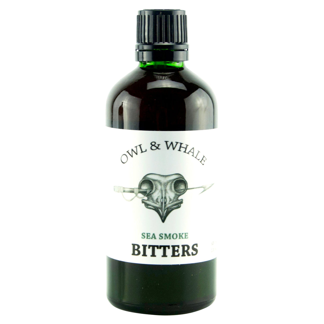 Owl & Whale Sea Smoke Cocktail Bitters | The Hour Shop