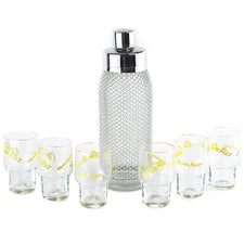 Czech MCM Cocktail Shaker Set | The Hour Shop Vintage