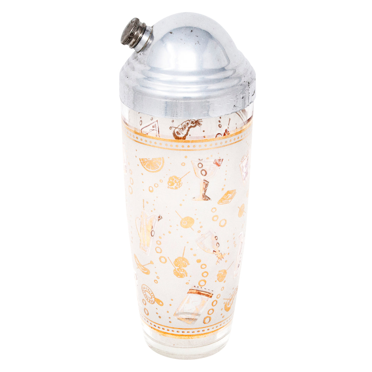 Cocktail Party Motif Cocktail Shaker