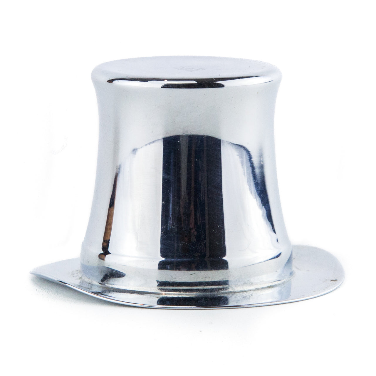 Chase Chrome Top Hat Jigger
