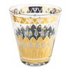 G. Briard Gold Crown Old Fashioned Glasses | The Hour Vintage