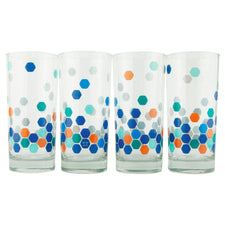 The Modern Home Bar Hext Me Collins Glasses