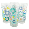 The Modern Home Bar Gin 'n Atomic Collins Set of 4