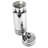 Vintage Chase Gaiety Chrome Shaker Top View | The Hour Shop
