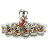 Vintage Pheasant Cocktail Shaker Set | The Hour