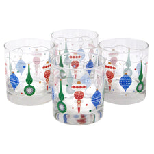 The Modern Home Bar Deck The Halls Rocks Glasses