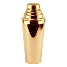 Glo Hill Mini Gold Cocktail Shaker