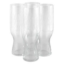 The Modern Home Bar Hop Art Beer Glasses
