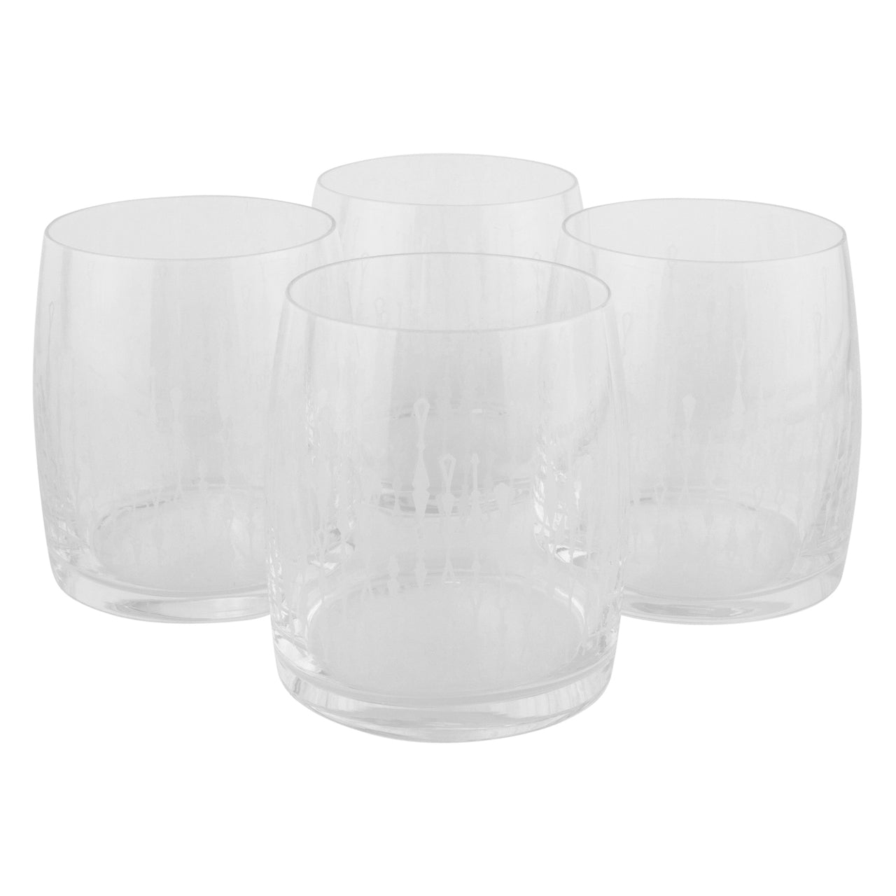 The Modern Home Bar Shangri-La Lo Ball Glasses