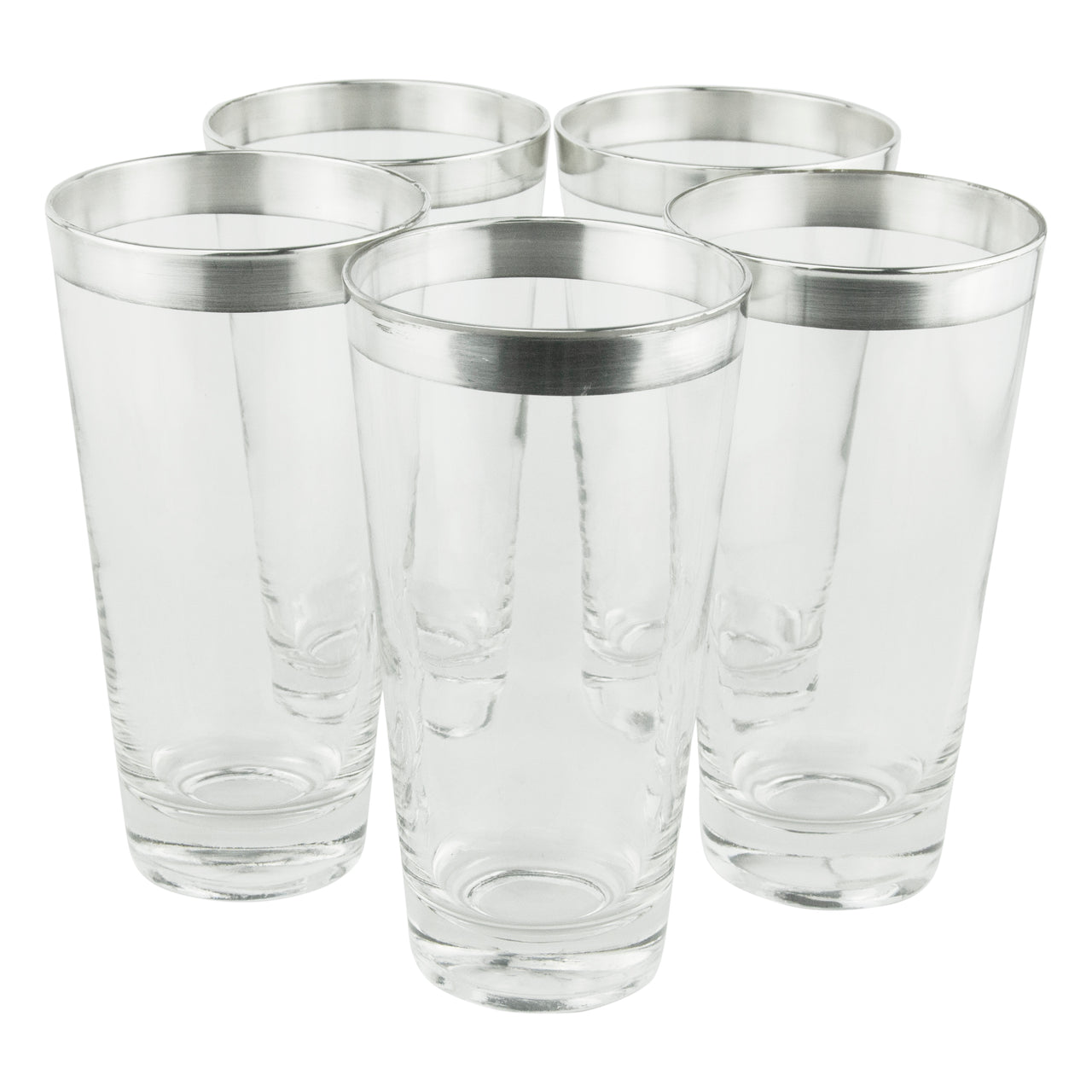 Vintage Sterling Sliver Band Collins Glasses | The Hour Shop