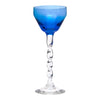 Multi Color Cordial Glasses