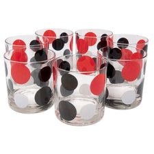 Vintage Morgan Polka Dot Rocks Glasses | The Hour Shop