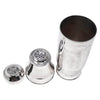 Vintage Bellini Silver Plate Cocktail Shaker 3 Pieces | The Hour Shop