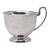 Vintage Crescent Silver Plate Punch Cup | The Hour Shop