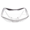 Vintage Georges Briard Sterling Overlay Glass Bowl | The Hour