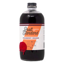 Pratt Standard Cranberry Orange Syrup | The Hour Shop