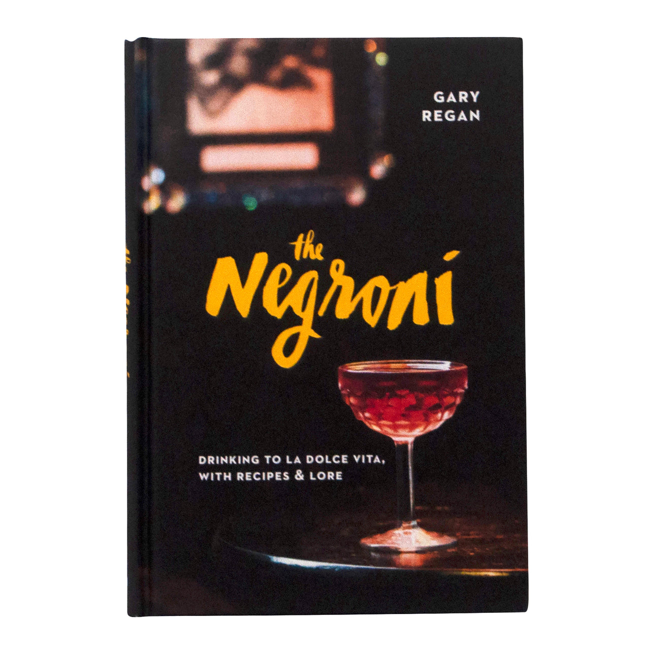 The Negroni Cocktail Book | The Hour Shop