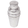 Vintage English Kingsway Silver Plate Cocktail Shaker Top View | The Hour