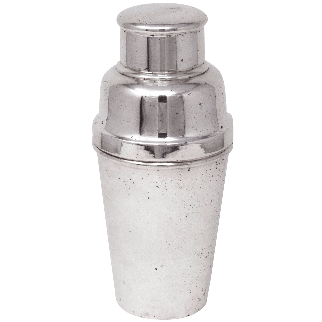 Vintage English Kingsway Silver Plate Cocktail Shaker | The Hour