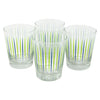The Modern Home Bar Pick Me Blue and Green Old Fashioned Glasses | The Hour Shop