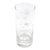 The Modern Home Bar Let It Snow Collins Glasses