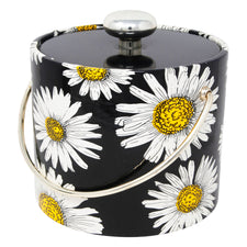 Vintage Kraftware Daisy Ice Bucket | The Hour Barware