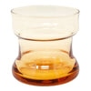 Vintage Amber MCM Cocktail Pitcher Set Glass | The Hour Shop