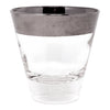 Vintage Mercury Band Single Old Fashioned Glasses single | The Hour Shop