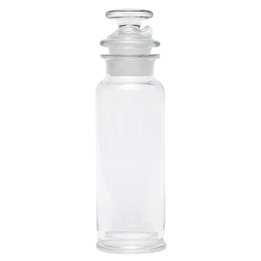 Heisey Clear Cocktail Shaker, The Hour Shop