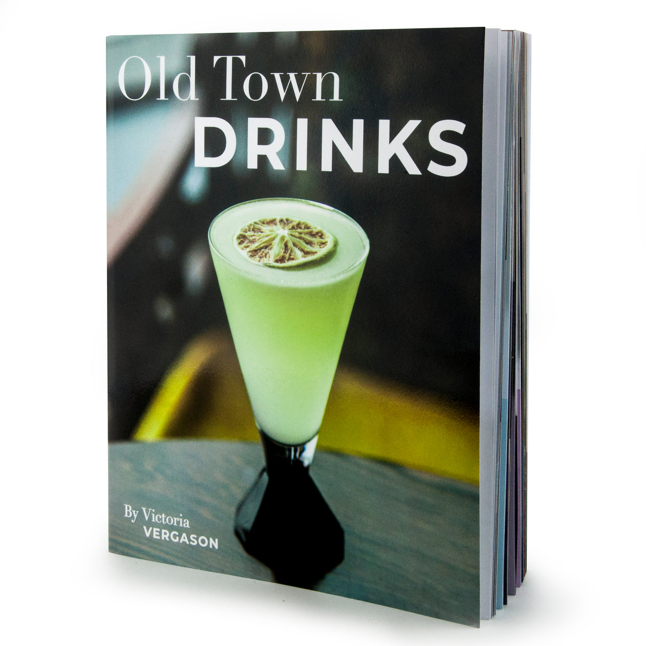 Old Town Drinks Cocktail By Victoria Vergason Alexandria Virginia