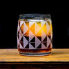 The Modern Home Bar Deco Diamonds Lo Ball Glasses Cocktail Photo