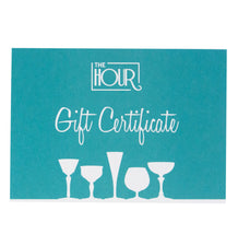 The Hour Electronic Gift Card
