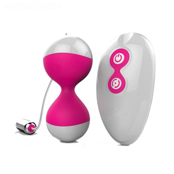 1 pc Pelvic Exerciser Remote Control Ben Wa Ball