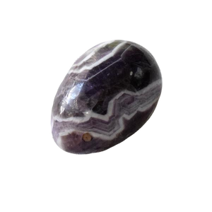 Marble in Sensations Amethyst Jade Yoni Egg, 1 pc