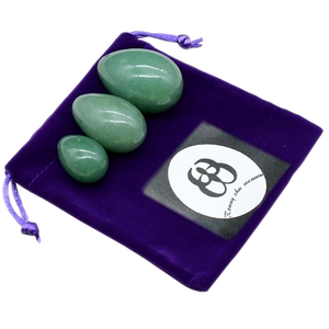 Lady Lock Green Aventurine Yoni Eggs