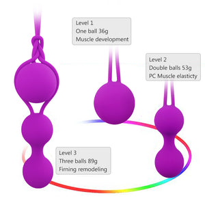 Passion Intertwined 2 pieces Kegel Ball