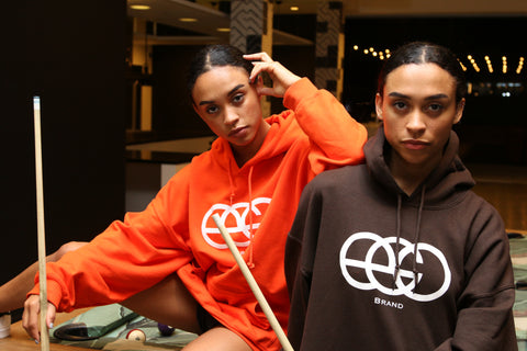 EGO Brand Pullover Hoodie