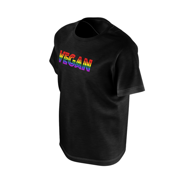 Vegan Pride Black