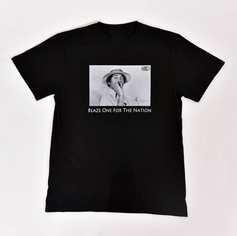"Urban Streetwear Black ""Barry O T-Shirt"""