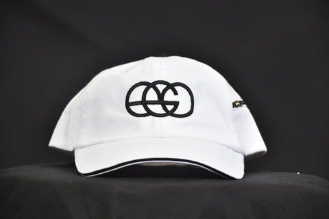 White BaBa EGO Hat
