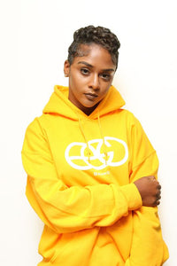 Gold Pullover EGO Hoodie
