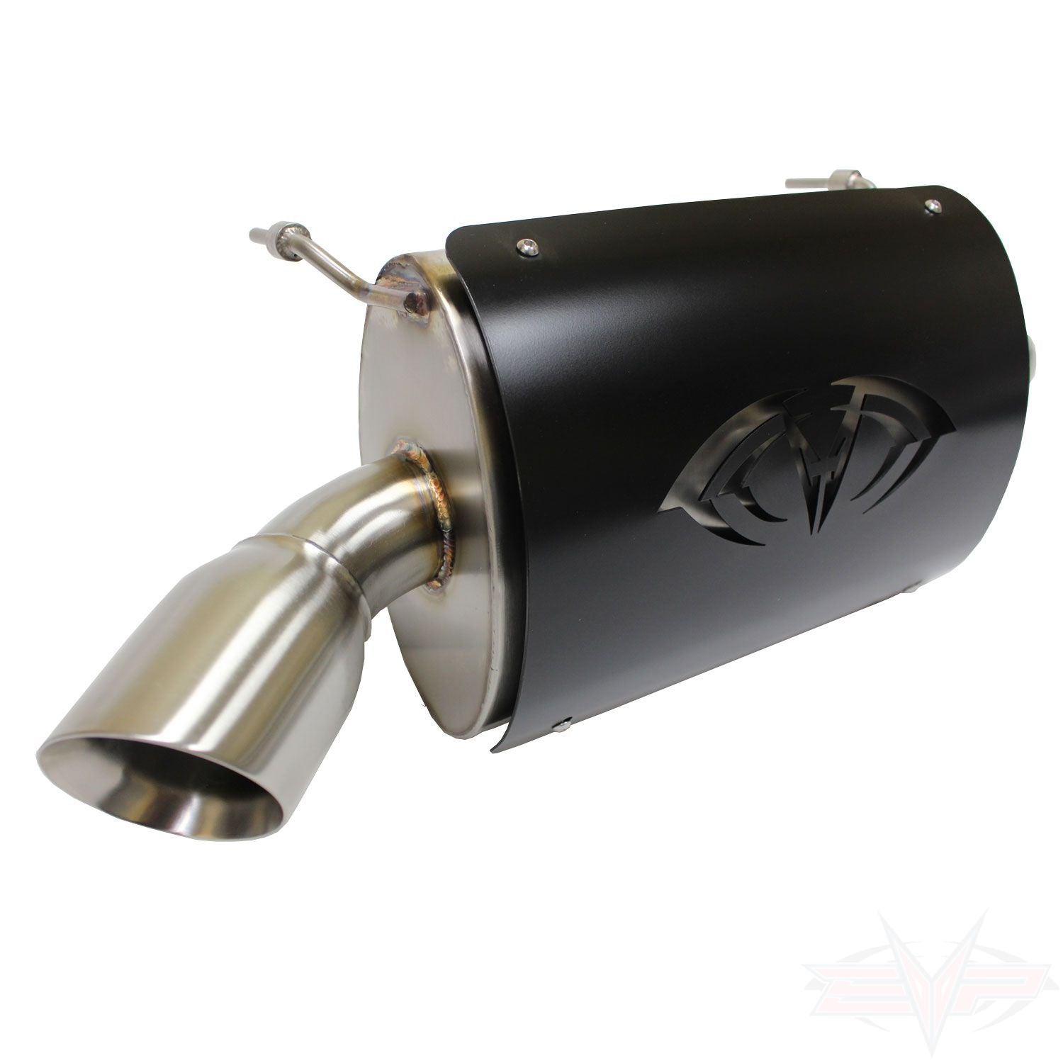 EVOLUTION POWERSPORTS POLARIS RZR XP TURBO MAGNUM SLIP ON EXHAUST