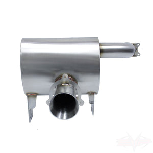 EVOLUTION POWERSPORTS X3 TURBO SLIP ON EXHAUST